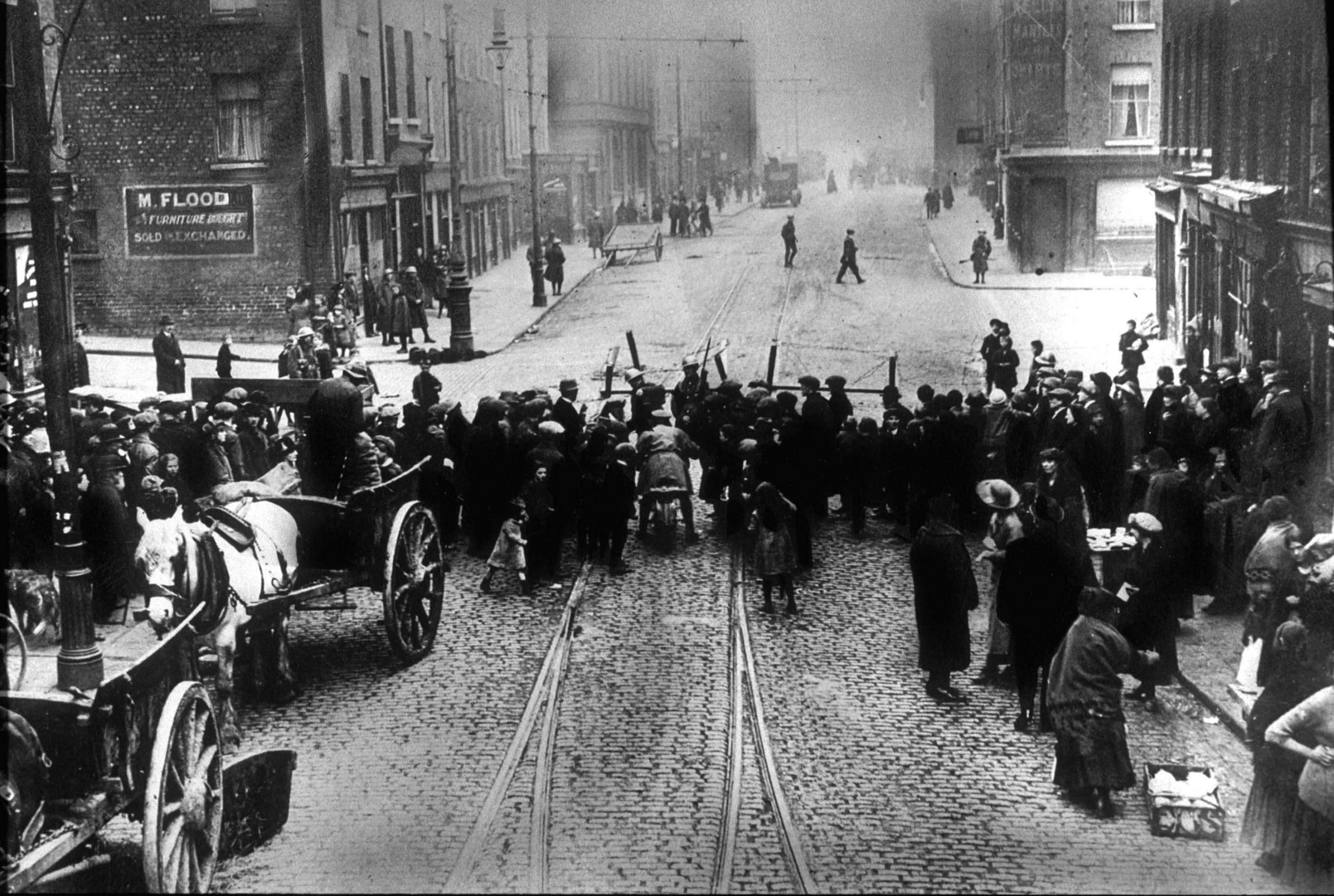 Why Did The Easter Rising 1916 Happen? What is the Easter Rising?