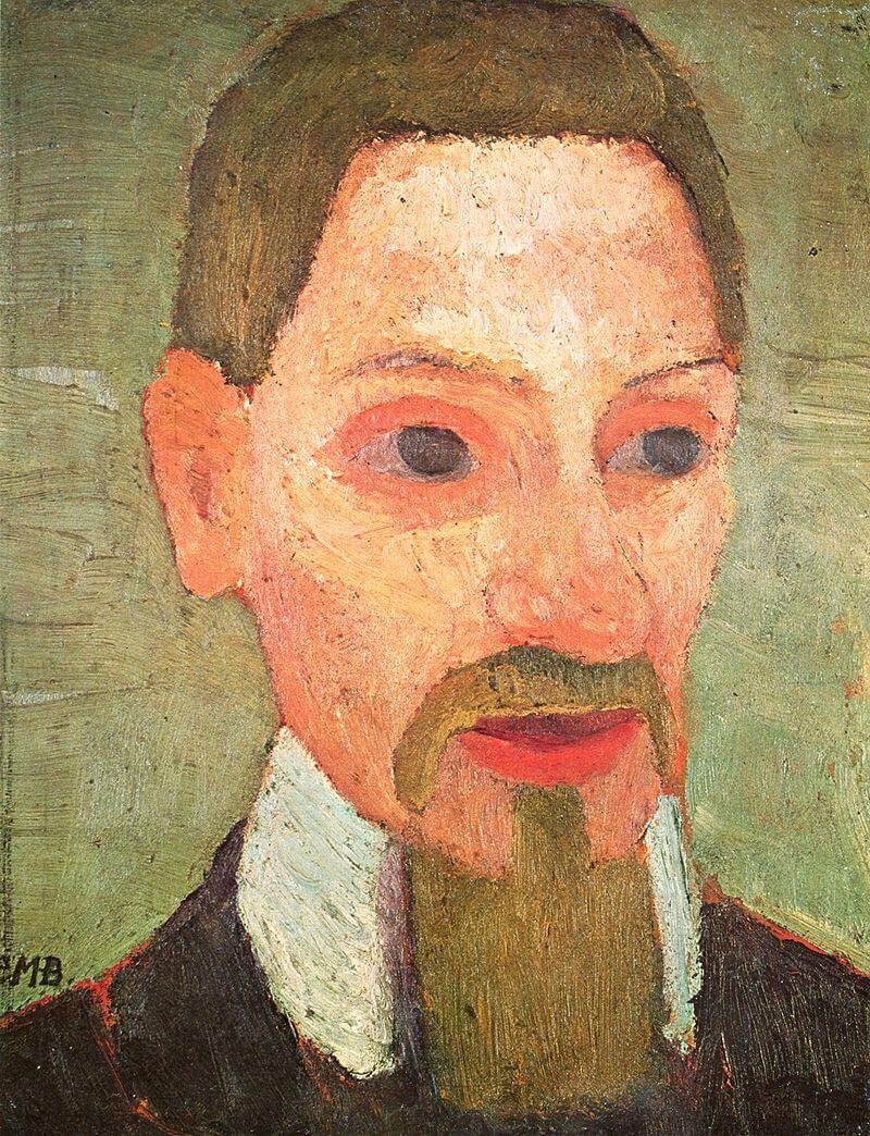 Rainer Maria Rilke, Paula Modersohn-Becker (1906)