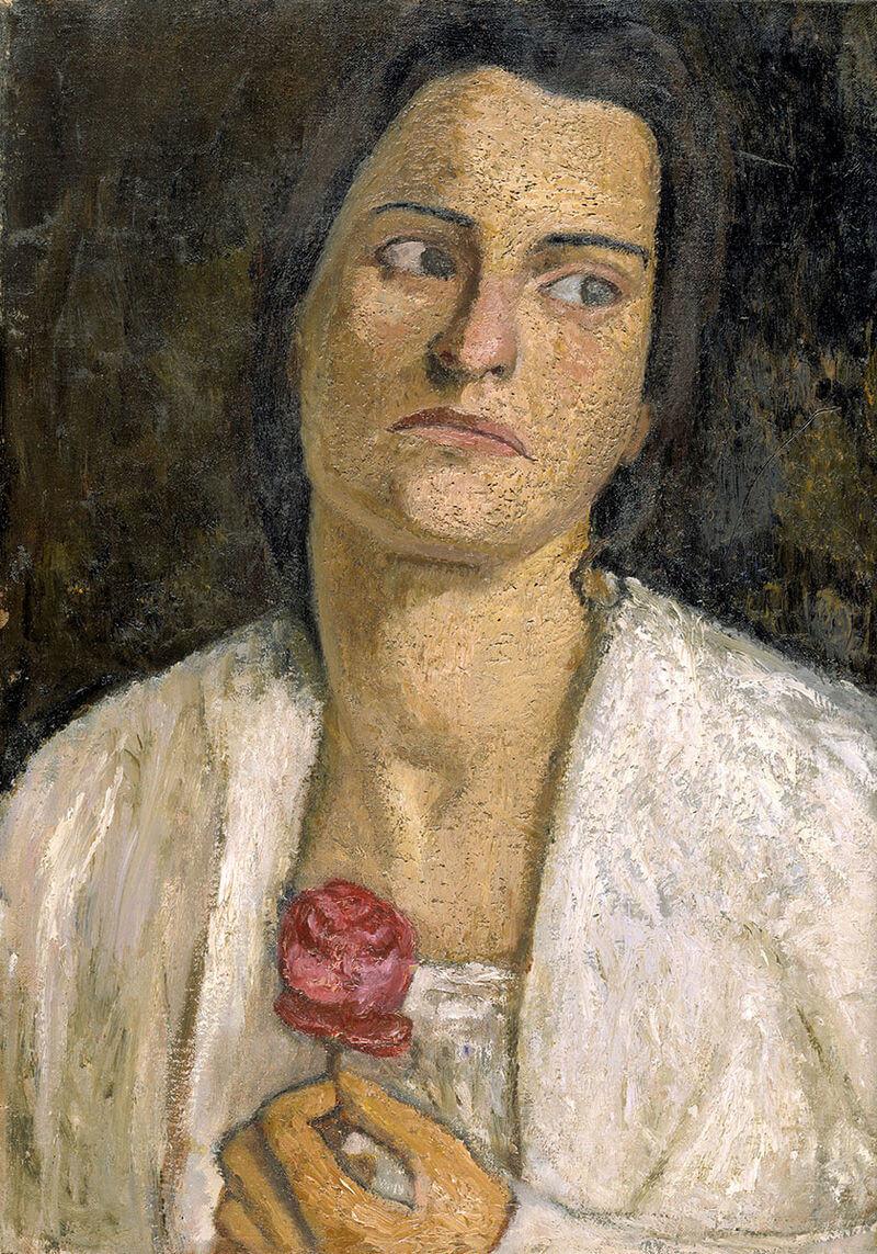 Clara Rilke Westhoff, Paula Modersohn-Becker, 1905