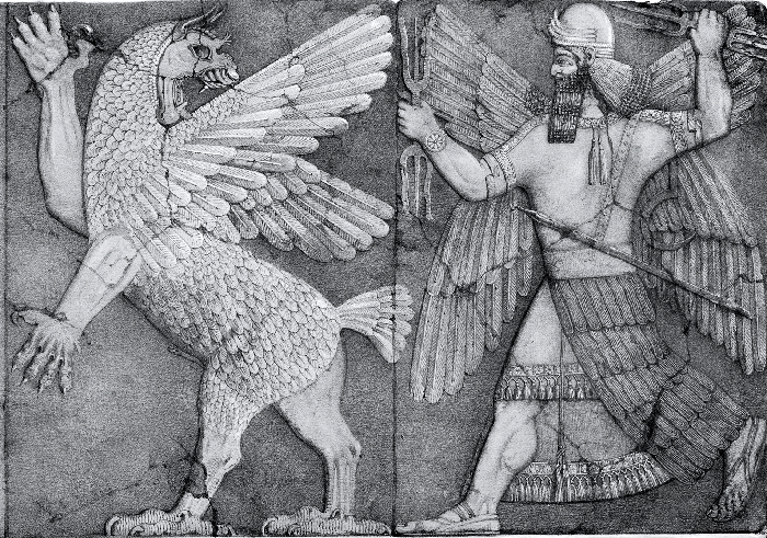 Sumerian God Of Earth and Air Enlil Facts