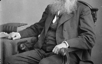 Gerrit Smith? (American abolitionist, reformer, and philanthropist)
