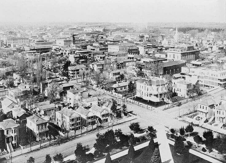 History of Sacramento