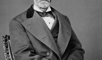 Sen. John Sherman, the principal author of the Sherman Antitrust Act