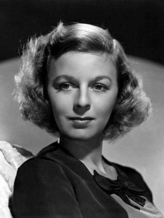 Margaret Sullavan (American Stage and Film Actress)