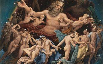Ouranos (Uranus) Greek Mythology - The Myth, story, history of Ouranos