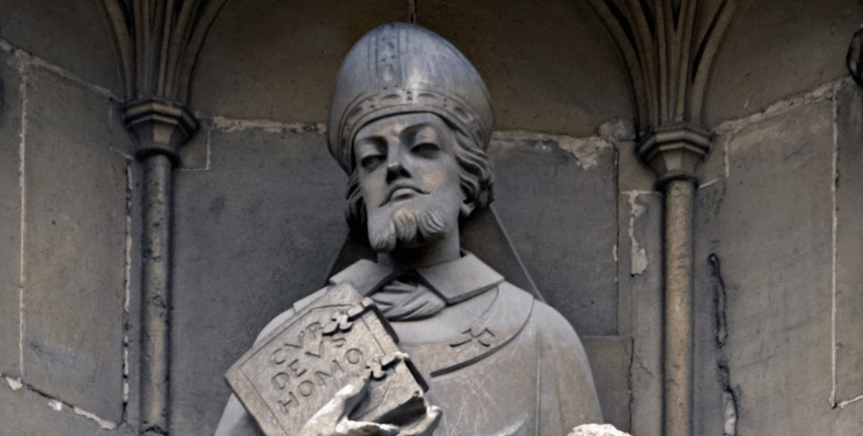 Saint Anselm (Anselm of Canterbury)