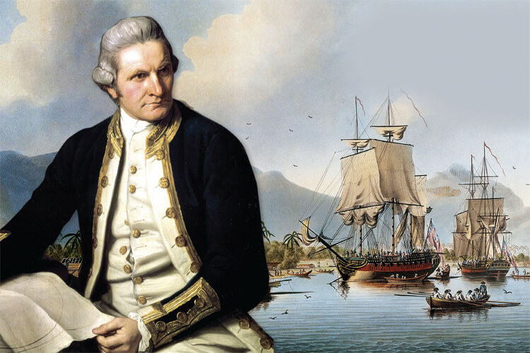 James Cook Biography and Voyages, Discoveries, Explorations and Facts