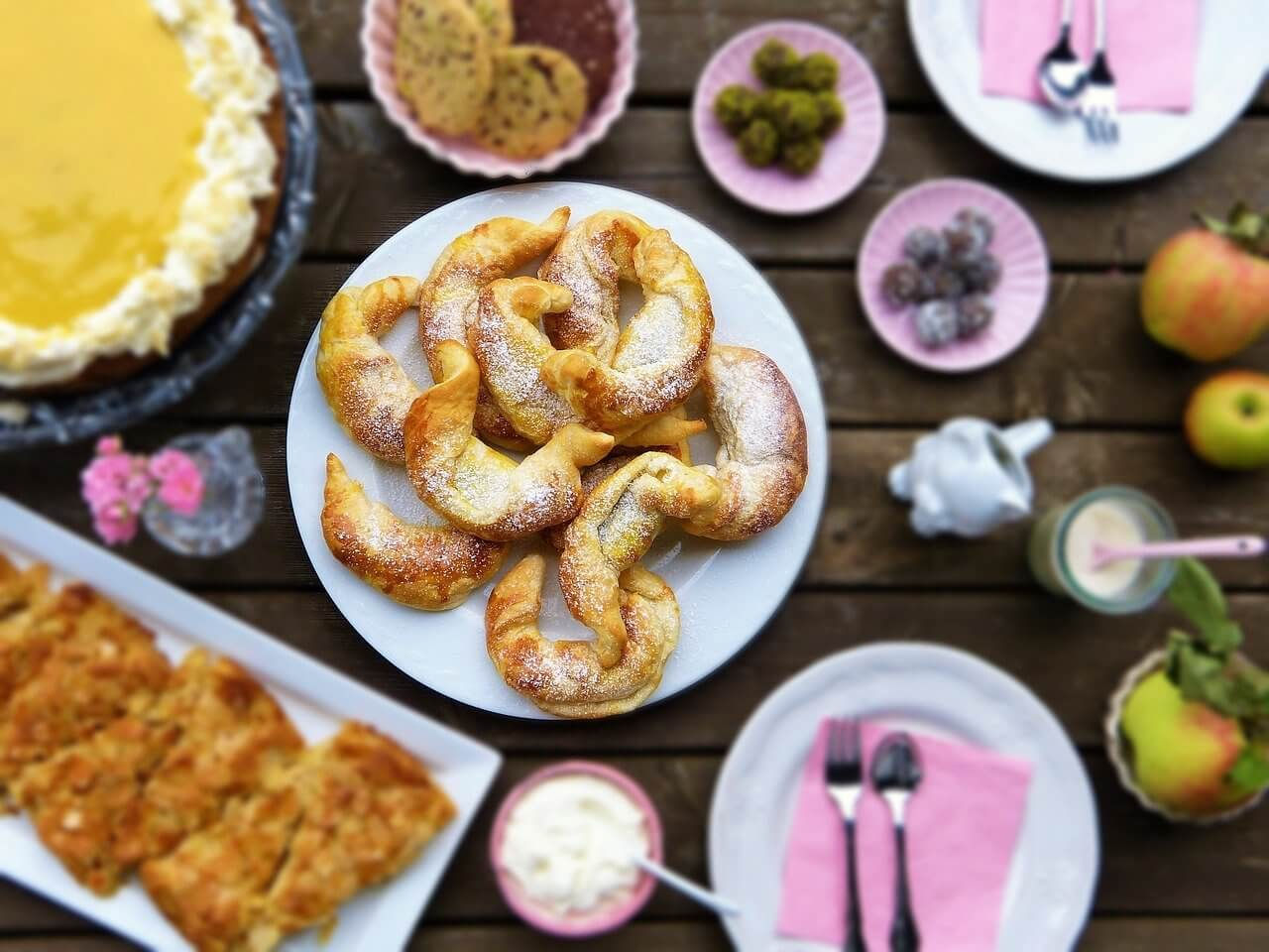 National Dessert Day Love Quotes and Greetings Messages (October 14)