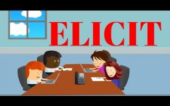 """Use Elicit in a Sentence - How to use """"Elicit"""" in a sentence"""