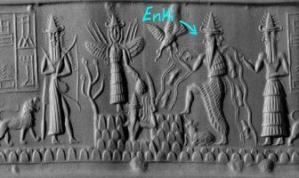Sumerian Water God Enki Facts