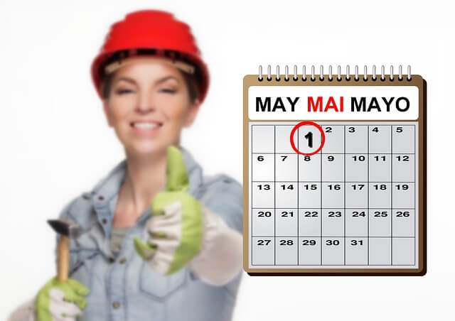 Origins and History of May Day (International Workers Day)