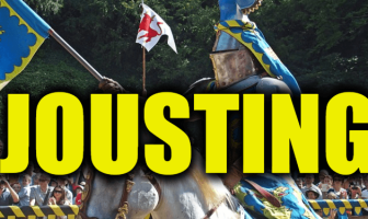 "Use Jousting in a Sentence - How to use ""Jousting"" in a sentence"