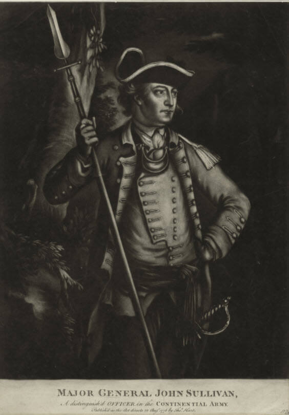 John Sullivan (American General)