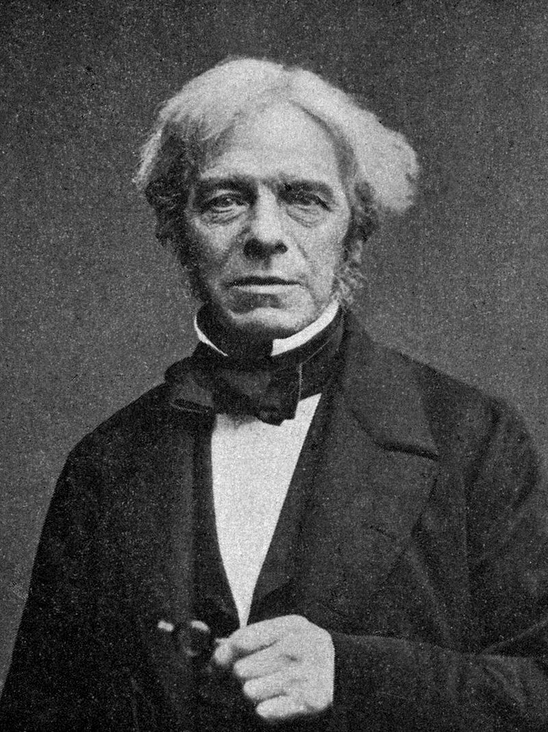Who Is Michael Faraday And What Did He Discover?