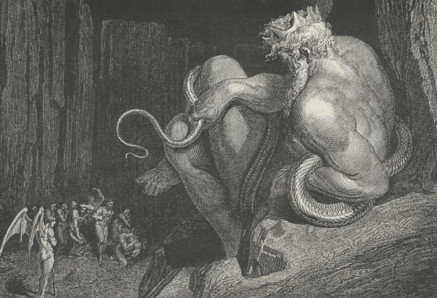 Myth of Minos (Greek Mythology)