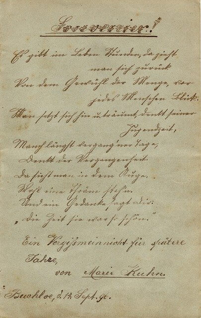 Origins and History Of Lyric Poetry - What is lyric poetry?