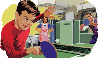 Table Tennis : Rules, History, Equipments and Techniques of Table Tennis