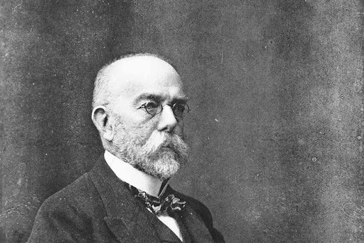 Robert Koch : The Father of Modern Medical Microbiology
