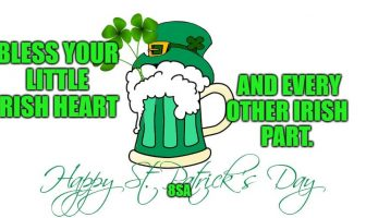 St. Patrick's Day Sayings and Blessings, Quotes to Celebrate All Things Irish