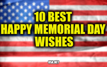 10 Best Happy Memorial Day Wishes