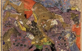 Myth of Ahriman (Persian Mythology)
