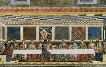 The Last Supper of Sant'Apollonia.