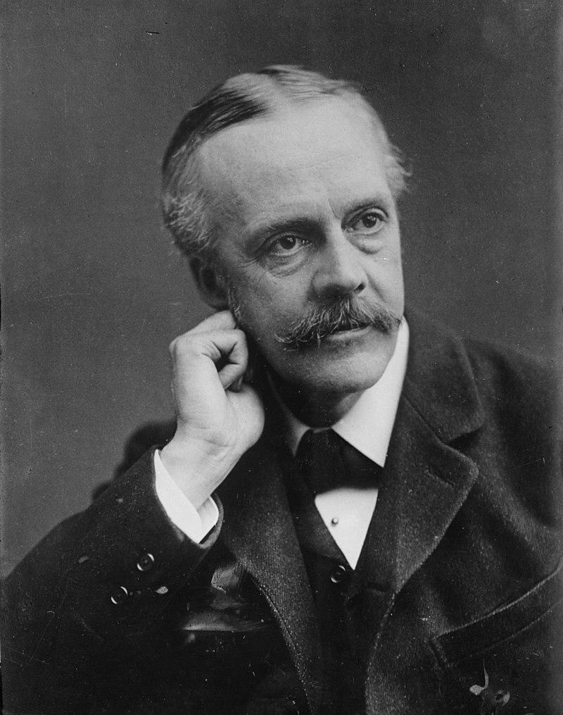 Arthur James Balfour Biography and Works (British statesman and philosopher)