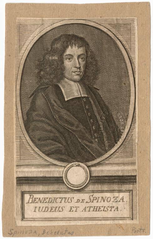 Benedict de Spinoza (Baruch Spinoza)