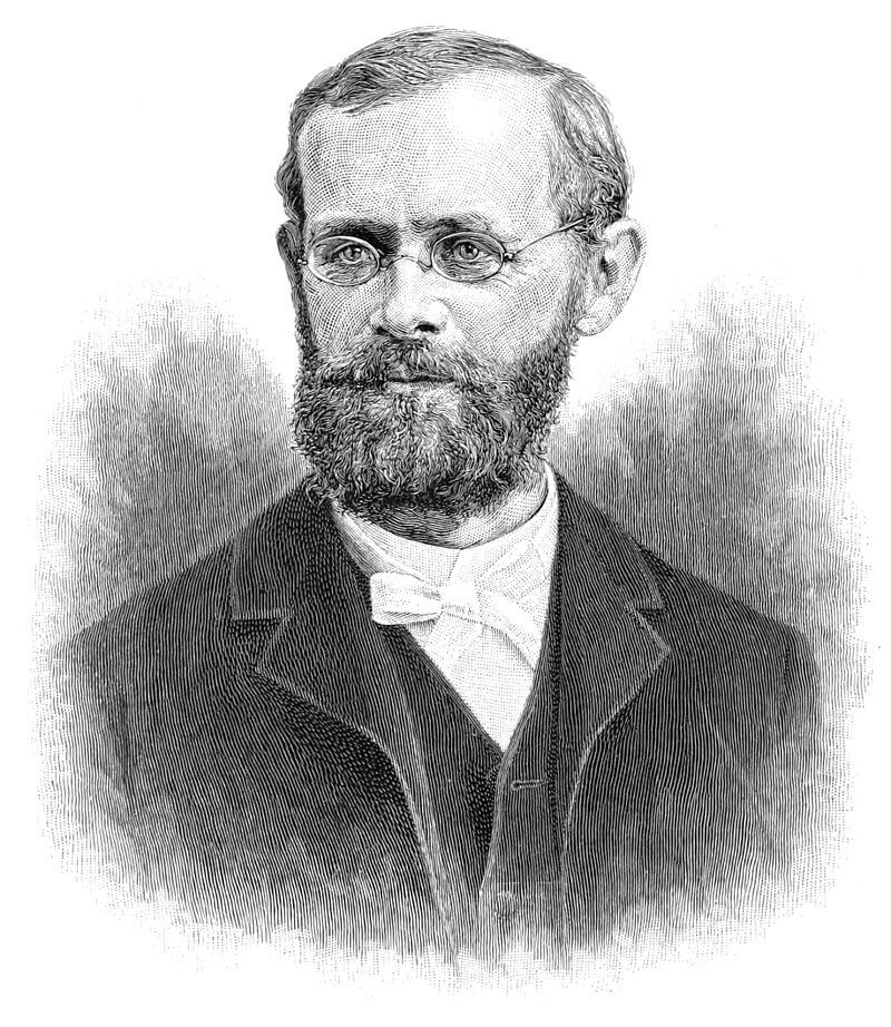 Cleveland Abbe? American Meteorologist and Astronomer