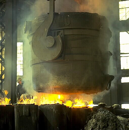 Annealing Process For Metals and Glass