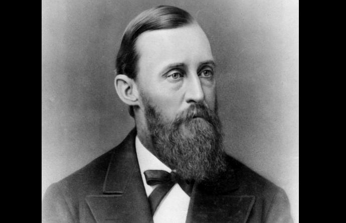 Ferdinand Vandeveer Hayden (American Geologist)