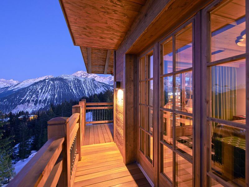 L'APOGÉE COURCHEVEL – PENTHOUSE SUITE