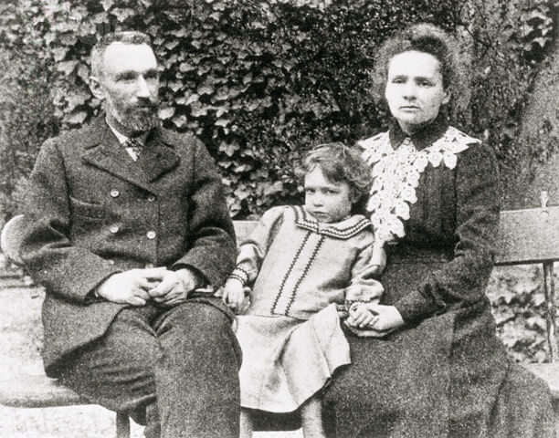 Marie Curie and Pierre Curie Biography and Works On Radioactivity
