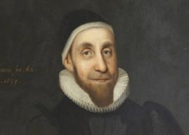 Who is Robert Burton? (English writer and fellow of Oxford University)
