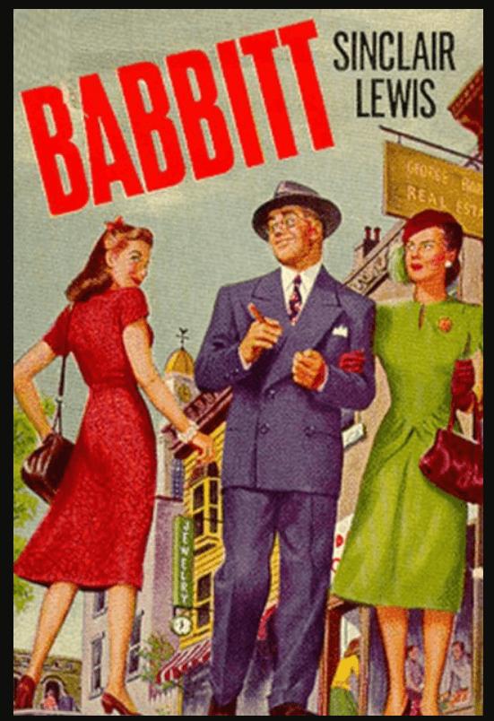 Babbitt Short Summary (Novel by the American Writer Sinclair Lewis)