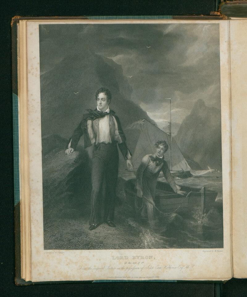 Byron 1830