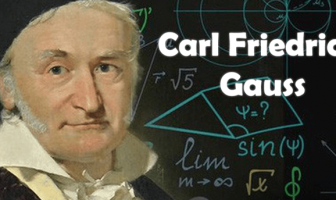Carl Friedrich Gauss Biography and Contributions To Mathematics
