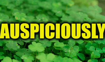"Use Auspiciously in a Sentence - How to use ""Auspiciously"" in a sentence"