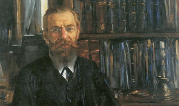 Eduard Meyer; German historian