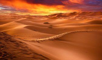 Information On Deserts - Desert Kinds - Climate and Landforms