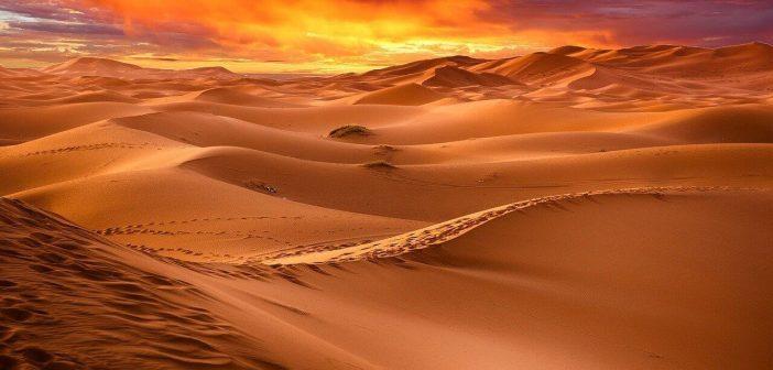 Information On Deserts – Desert Kinds – Climate and Landforms