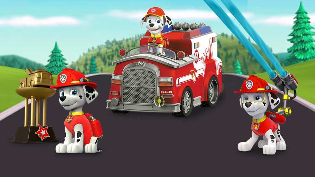 What is National Fire Pup Day (October 1)