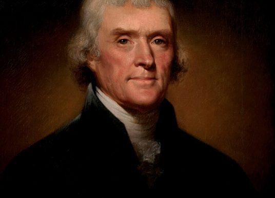 Thomas Jefferson Life Story and Presidency [Third President of the United States (1801–1809)]