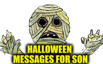 Fun Halloween Messages for Son   Halloween Grandson Wishes