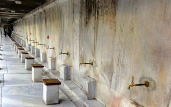 What is Ablution? What does it mean? Origin and History
