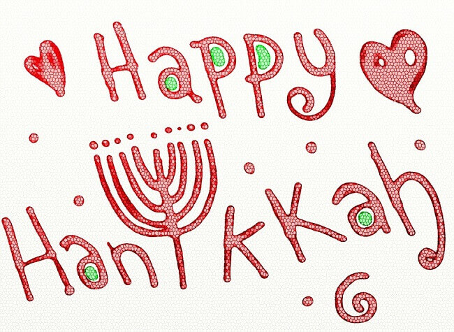 Information About Hanukkah - What does Hanukkah mean?