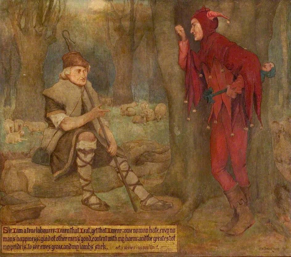 As You Like It Summary - William Shakespeare