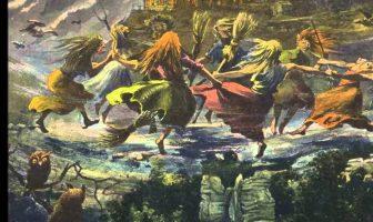 Walpurgis Night History and Origin - Traditions on Walpurgis Night