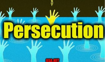Persecution - Sentence for Persecution - Use Persecution in a Sentence