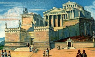 Acropolis of Athens - What was the function of the Acropolis?
